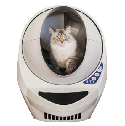 Litter-Robot Open Air 3 - Automatische selbstreinigende Katzentoilette EU